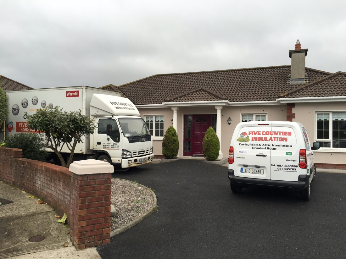 Cavity Wall Insulation Ferrybank, Waterford, Co. Waterford