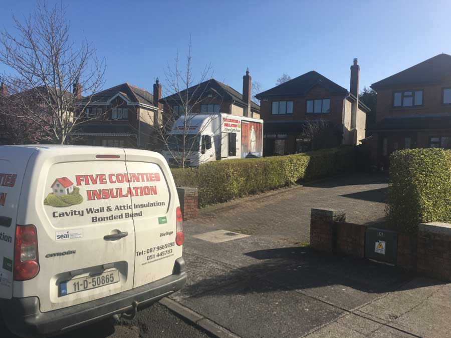 Spray Foam Insulation Kildare