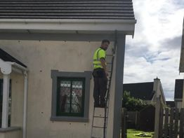 Cavity wall and spray foam insulation Kilkenny