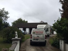 Cavity wall and attic insulation Wexford