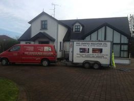 Cavity Wall Insulation in Oilgate Co Wexford