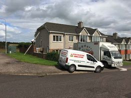 Cavity Wall Insulation Ballincolly, Co. Cork