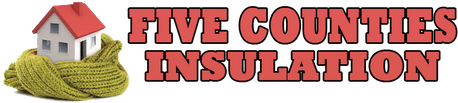 Five Counties Insulation LOGO