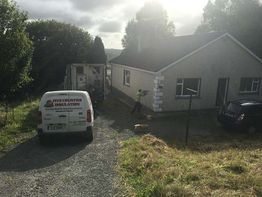 Cavity Wall Insulation Kildavin, Co Carlow