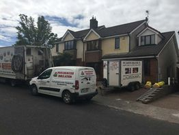 Cavity Wall and Attic insulation Appian Close, Ardkeen Village, County Waterford