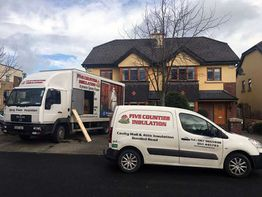 Spray Foam Insulation Wicklow