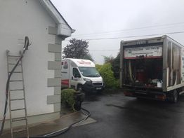 Cavity wall and spray foam insulation baglelstown Co Carlow