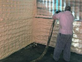 Spray Foam Insulation Tullow County Carlow