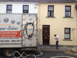 Cavity wall insulation in Kilkenny, Co. Kilkenny