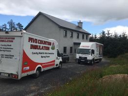 Spray Foam insulation - Dungarvan, Co. Waterford