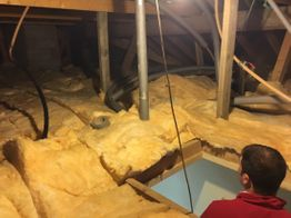 Attic insulation and Cavity Wall insulation St Mullins Co Carlow