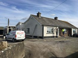 Cavity Wall Insulation in Middleton, Co. Cork