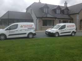 Cavity Wall Insulation in New Ross Co Wexford
