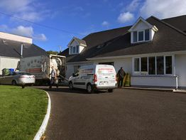 Cavity wall and Attic insulation County Cork