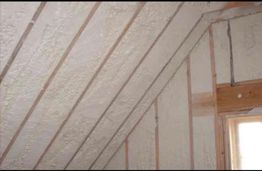 Cavity wall and attic spray foam insulation - Co.Wexford