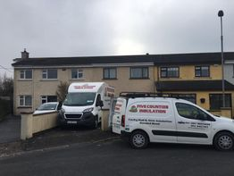Cavity wall and attic insulation co wicklow