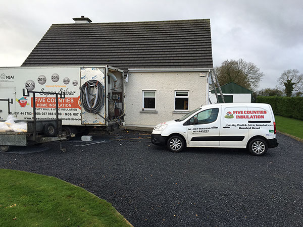 Attic Insulation and Cavity Wall Insulation Enniscorthy, Callen, Co Kilkenny