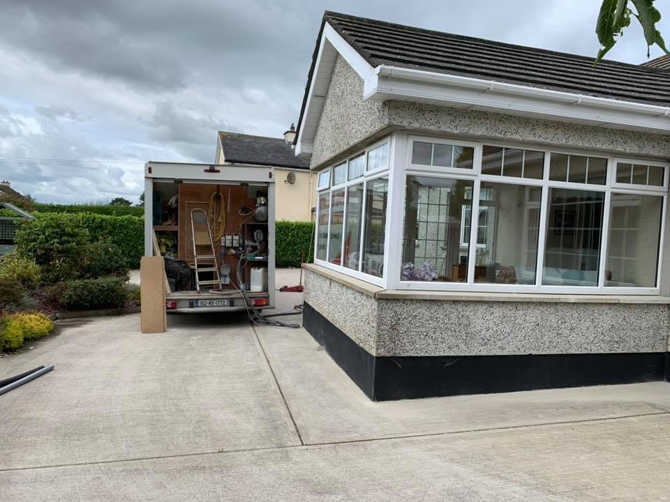 Cavity wall and attic insulation , Enniscorthy Co Wexford