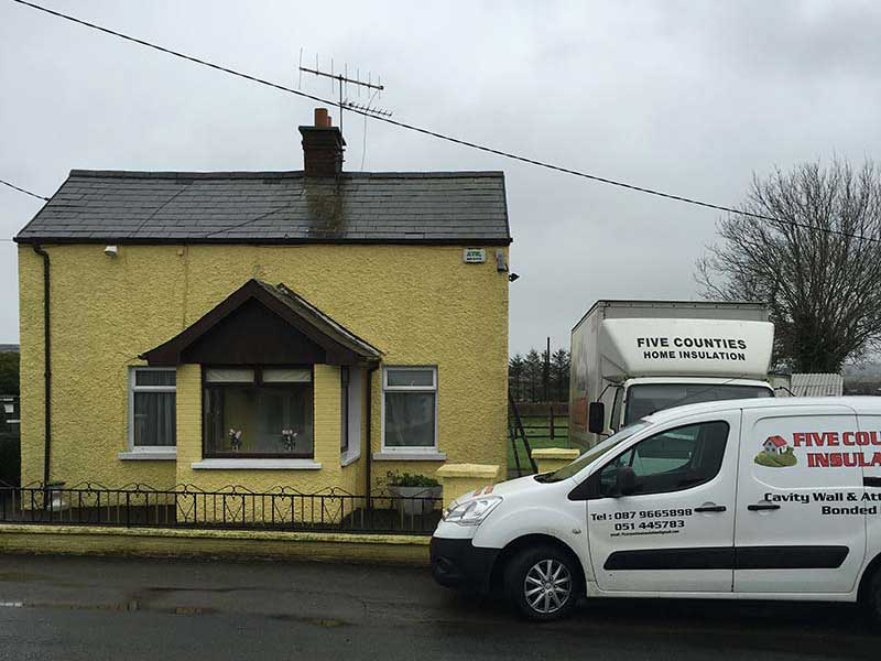 Cavity Wall Insulation in Carlow