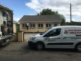Attic Insulation and Cavity Wall Insulation in Wellingtonbridge, Co. Wexford