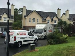 Cavity Wall Insulation Kings Court, The Moorings, Waterford