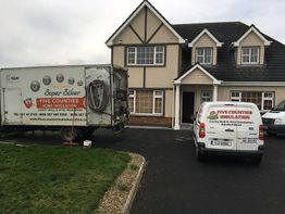 Cavity Wall Insulation Mooncin, Co Kilkenny