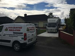 Cavity Wall Insulation Abbeyside, Dungarvan