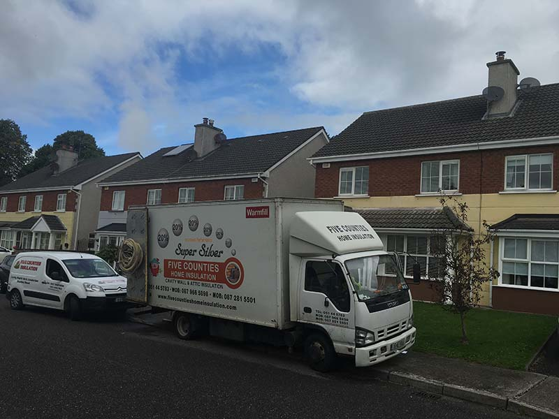 Cavity Wall Insulation Gurranabraher, Co. Cork