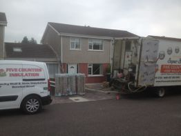 Cavity Wall Insulation in Ballincollig, County Cork