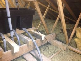 Attic Insulation in Tramore Co Waterford