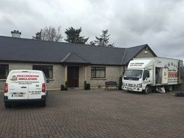 Cavity Wall Insulation in Tullow, Co. Carlow