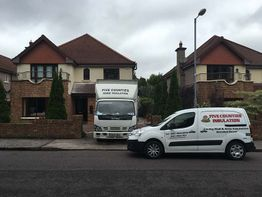 Cavity Wall Insulation Maryborough Woods, Douglas, Co. Cork