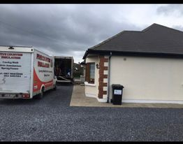 Cavity wall and spray insulation Portlaoise