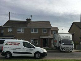Attic Insulation and Cavity Wall Insulation in Meadowlands, Enniscorthy, Co. Wexford